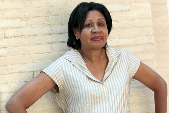 Jamaica Kincaid, 2010. (Elisabetta A. Villa/Getty Images)