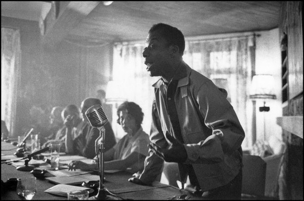 a response to a fly in buttermilk by james baldwin